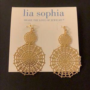 Lia Sophia Pizelle pierced earrings